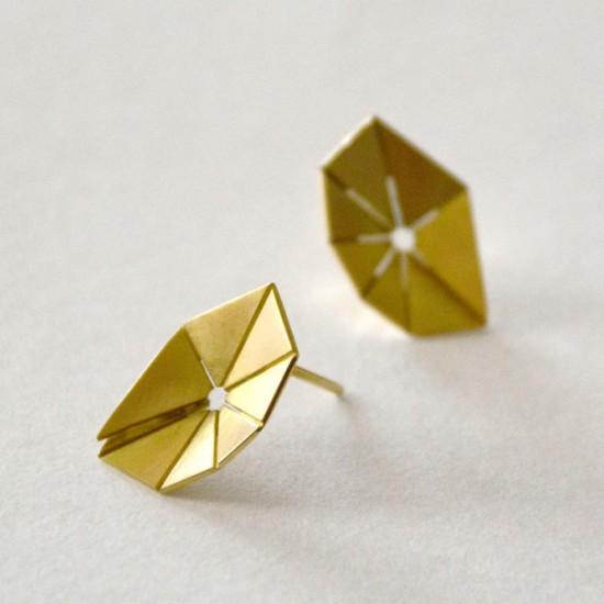 A Pattern of Light Earrings