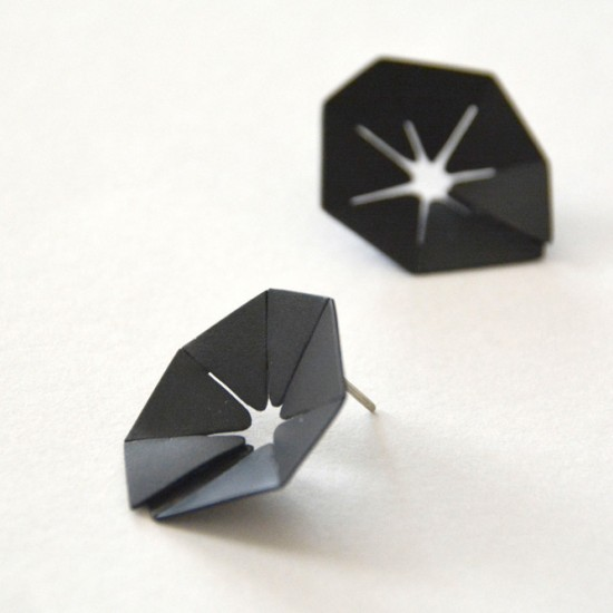 Light and Darkness Earrings