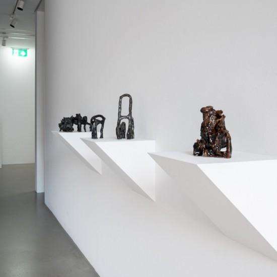Installation, Brigitte Podrasky,