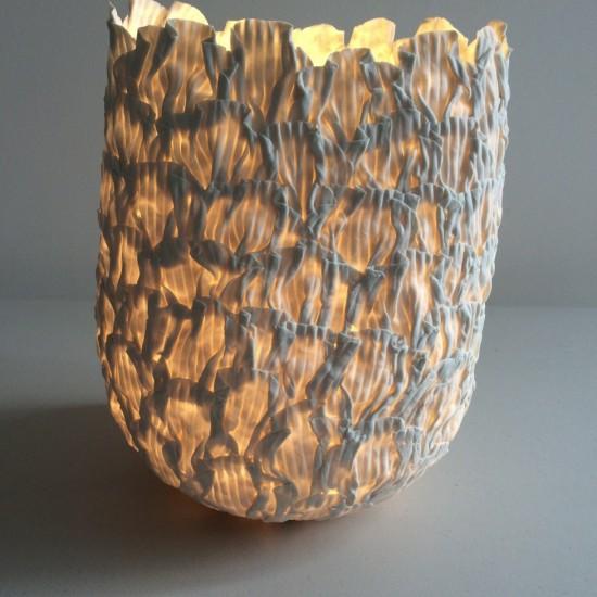 Jo Wood, Corrugated Light