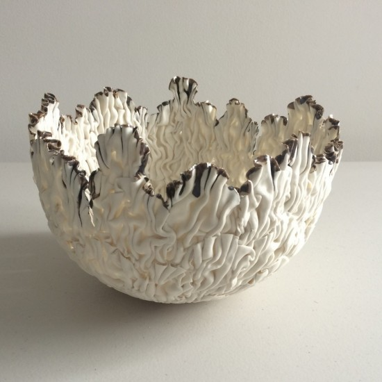 Jo Wood, Coral Bowl 4