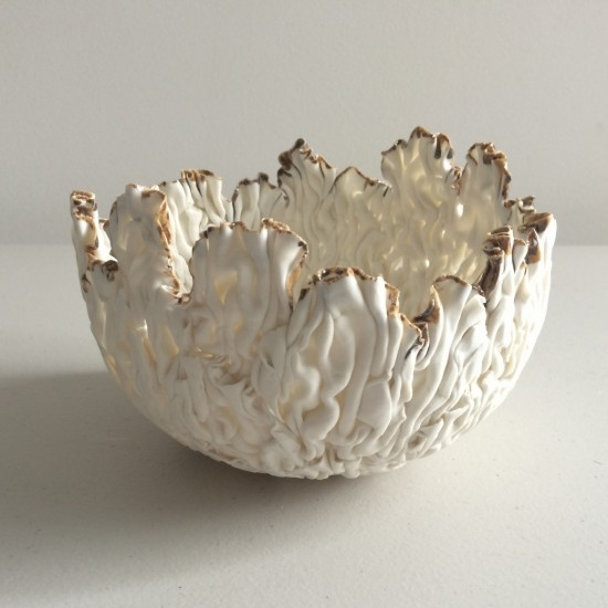Jo Wood, Coral Bowl 5