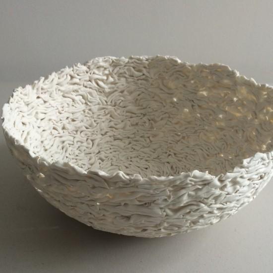 Jo Wood, Folded Bowl 1