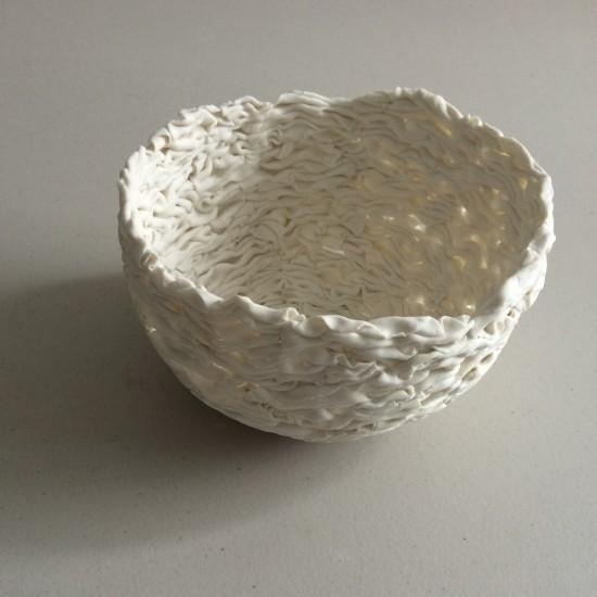 Jo Wood, Folded Bowl 3