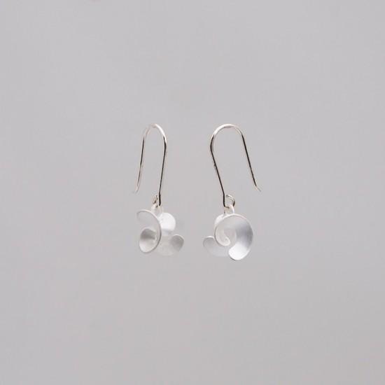 Cloud Hook Earrings