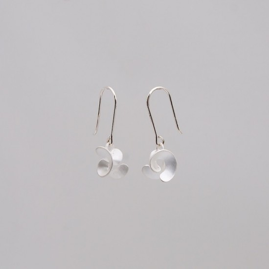 Cloud Hook Earrings