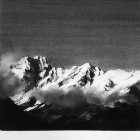 Mountain Study 2