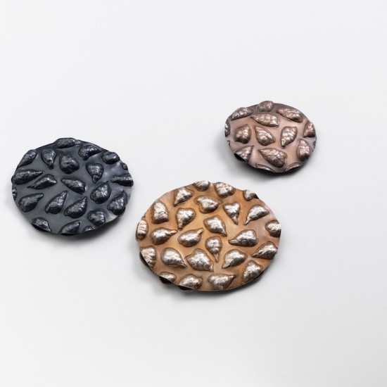 Seed Brooches