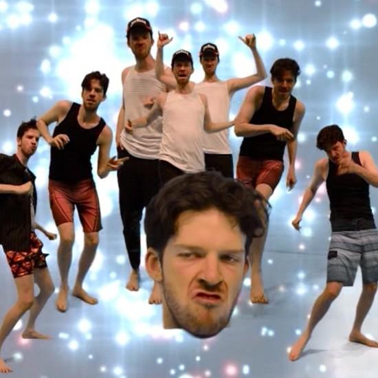 Dance of the Dicks: a Transcendental Dance Party (Video Still II)