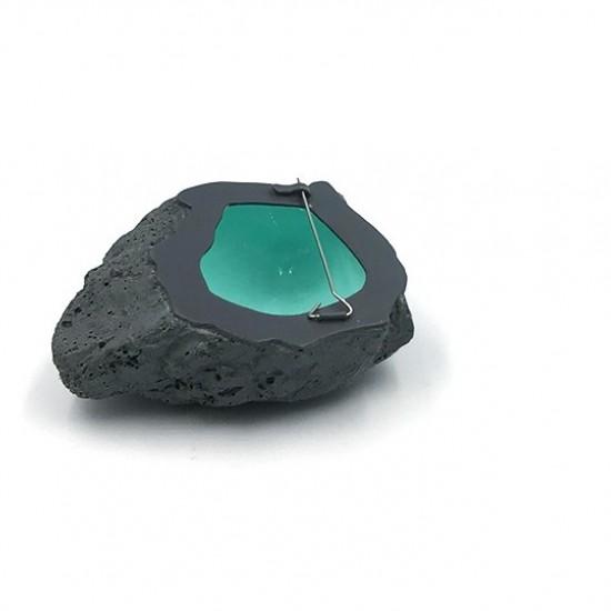 Rock Brooch 5