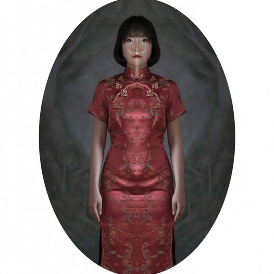 Crystal Cheongsam         Pretty Ugly Butterfly