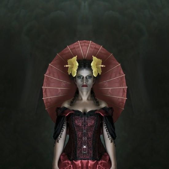 Dianne Parasol       Pretty Ugly Butterfly