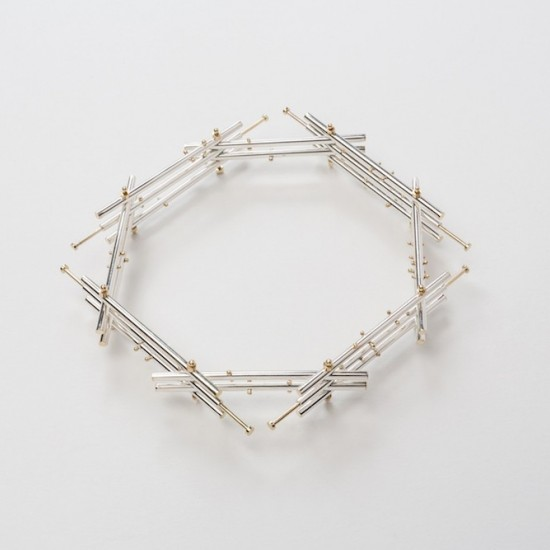 Stopped Flexible Space (Bracelet)