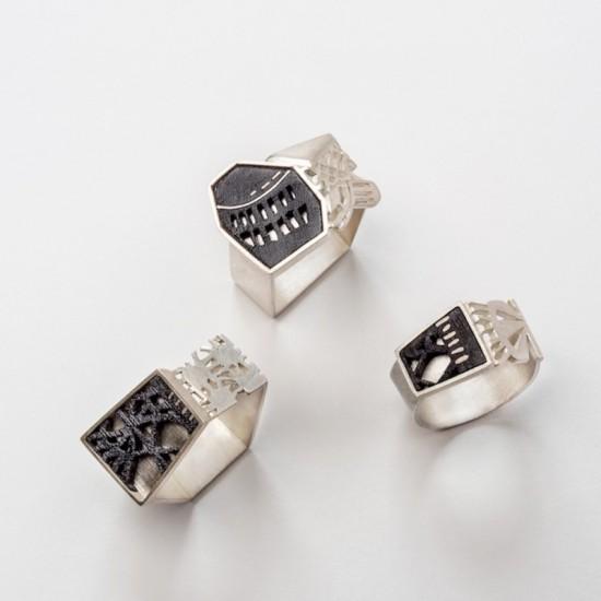 Fragment Rings