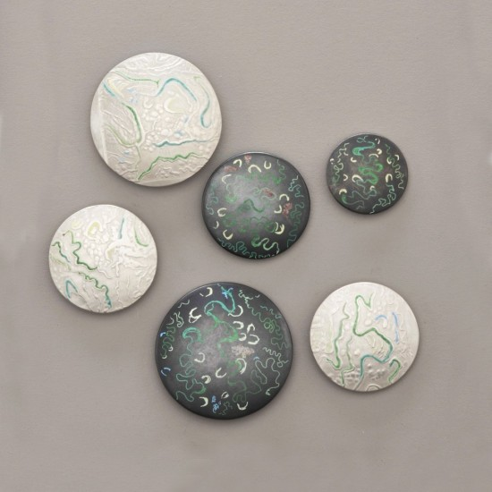 The Amazon River Brooches (each) The Amazon River Series