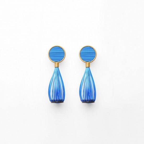 Own My Own - Blue (Earrings)