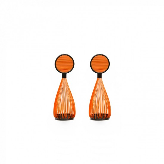 Own My Own - Orange (Earrings)